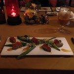 Shrimp tartar