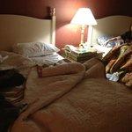 Worst mattresses!
