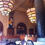 The Grand Cafe just off the lobby