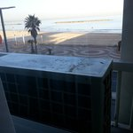 the heat pump and the sea