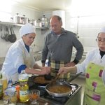 Cookery class - a great experience