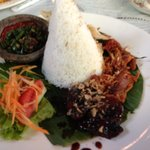 One of the Indonesia rice dishes