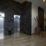 Hotel Elevator at Lobby
