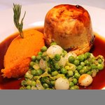 Lamb Suet Pudding