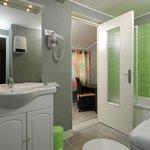 salle de bain de chambre 4 pers