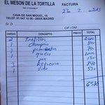 Photo of Meson de la Tortilla