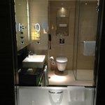 Executive Level Deluxe Bathroom