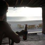 Beach front Bar - best spot.