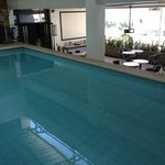 pool on top level