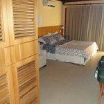 Habitación 213 - remodelada a nuevo - El doble en tamaño respecto a las habita