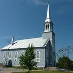 L'église des Bergeronnes