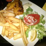assiette fish & chips