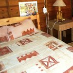 Double Room with shared communal bathrooms