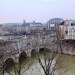 La Samaritaine & Pont Neuf