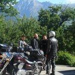Le paradis de motards