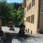 Parking et Garage pour les motos