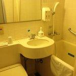 洗面所+トイレ+バスタブ