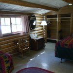L'intérieur de la cabine 623
