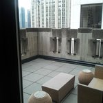 Corner Suite w/outdoor balcony on 14th floor
