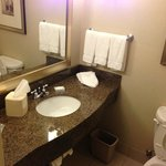 Exceptionally Clean Bathroom!!!