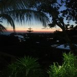 Strandblick von der Terrasse