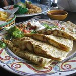 El Pollo Quesadilla....Awesome!!!!mmmm!!!!!!!!1
