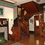 Grand stair case