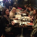 a variety of eaters were easily accommodated for brunch. vegetarians, gluten free, & paleo diets
