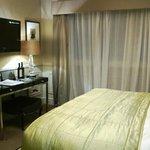 Suite 503 bedroom