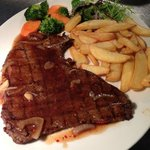 Lamb Fillet steak