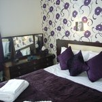 Double bedded Room from Family 4 Room