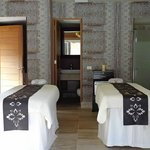 Spa for couples room
