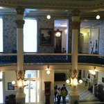 Victorian Lobby at The Menger