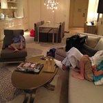 In suite family movie