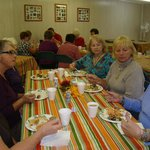 Ladies Monthly Potluck Lunck
