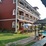 Hotel Front View - Kingstork Beach Resort