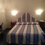 Standard double room 609.