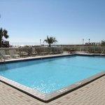 Gulf-front Community Pool