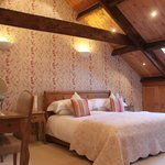 The Wensleydale Suite - Bedroom