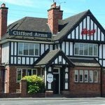 The Clifford Arms, Great Haywood