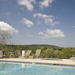 Enjoy the beautful Hill Country view from our 45ft long lap pool