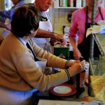 Sign up for one our many 3-day themed cooking schools