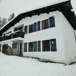 Chalet Christol in Winter