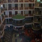 Another view of the hotels inside