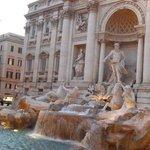 fountains near by