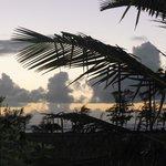 Sunrise from Plantation Hale