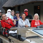 Game Drive at Vuyani Lodge
