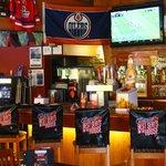NHL in BP's Lounge