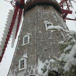 The Mill on a winter day