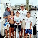 Family from Bald Head Island